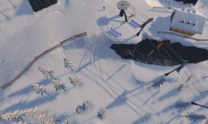 Llega el mejor juego de esquí del mundo abierto a Android: Grand Mountain Adventure