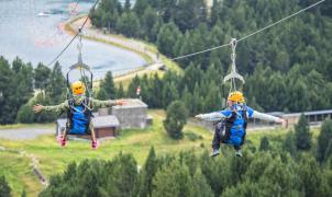 Grandvalira propone un gran verano con muchas actividades y seguridad a partir del 4 de julio