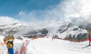 Grandvalira se refuerza con las nevadas y la nieve producida y continúa al 100%