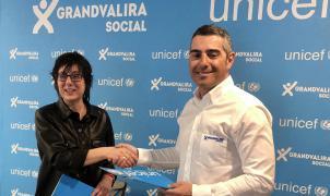 Grandvalira Social y Unicef Andorra renuevan el acuerdo de colaboración