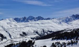 Grandvalira ofrece la superficie más grande de la Península con 210km esquiables