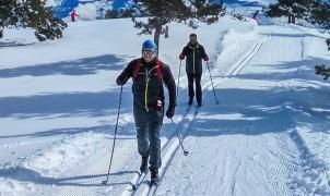 Las estaciones de esquí nórdico y FGC firman un convenio con una dotación de 300.000 euros