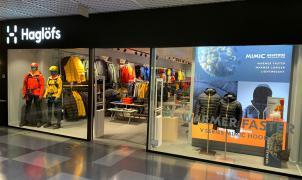 Haglöfs abre tienda en el centro Comercial Illa Carlemany, Andorra
