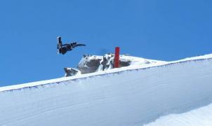 Finaliza la temporada de snowboard y esquí freestyle con los Campeonatos de España en Sierra Nevada
