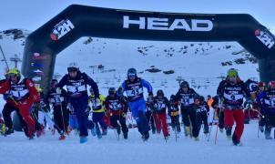 Se disputan las #HEAD12HNONSTOP en Sierra Nevada, una fiesta del esquí