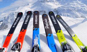 ¿Ya tienes una buena técnica de esquí y quieres darlo todo? Head V-Shape