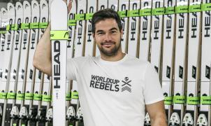HEAD se refuerza con el fichaje del 'velocista' austriaco Vincent Kriechmayr
