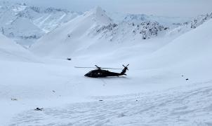 Cinco muertos en un accidente de heliesquí en Alaska con el hombre más rico de Chequia