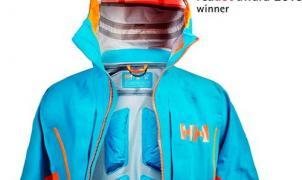 La Elevation Shell Jacket de Helly Hansen gana el premio Red Dot Design