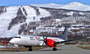 Suecia rectifica y cierra las estaciones de esquí antes de las vacaciones de Pascua