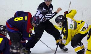 Fin de semana muy disputado en la Liga Nacional de Hockey Hielo y el Gran Prix de Patinaje