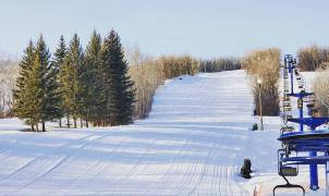 Una estación de Canadá, víctima de una sequía extrema, cancela la temporada de esquí