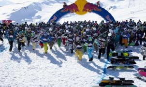 Llega a Grandvalira la primera edición de la  Red Bull Home Run