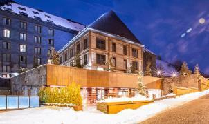 Así es el nuevo y lujoso hotel de Messi en Baqueira Beret