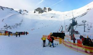 La semana del carnaval se salda con 24.000 visitas en las estaciones de esquí leonesas