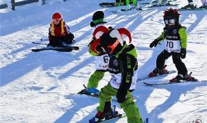 Itra Ski Cup, el Circuito de Esquí Alpino de los pequeños campeones