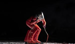 Jan Farrell 4º en la primera competición FIS Speed Ski nocturna de la historia