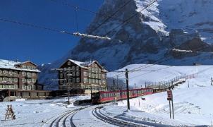 La región suiza de esquí de Jungfrau anuncia 370 millones de euros de inversión en mejoras