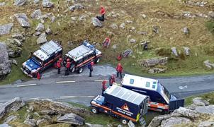 Preocupación por las salidas a la montaña donde el confinamiento no es obligatorio