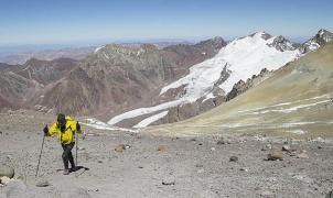 Kilian Jornet pulveriza el récord del Aconcagua: 12 horas y 49 minutos