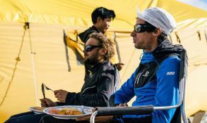Kilian Jornet es de los pocos que resiste en la campaña de otoño del Everest