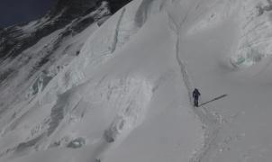 Hoy se cumplen 3 años del doble ascenso de Kilian Jornet al Everest