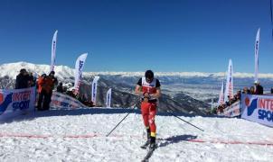 Kilian Jornet se proclama campeón del mundo en modalidad vertical