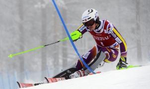 Un impresionante Kristoffersen vence en el slalom masculino de Levi