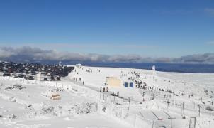 La Covatilla estrenará la temporada de esquí el día de Reyes gracias a las nevadas