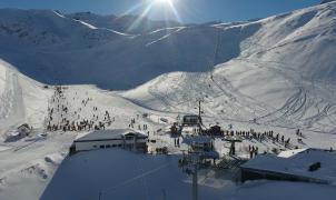 La empresa Don Otto se hace cargo de la explotación del centro de esquí de La Hoya