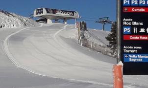Las restricciones de las instalaciones deportivas no afectan a las estaciones de esquí