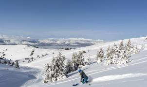 La Molina será la primera estación de Ferrocarrils en abrir el 26 de noviembre, si hay nieve