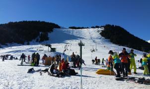 Las estaciones de esquí de Ferrocarrils llegan al Año Nuevo a pleno rendimiento