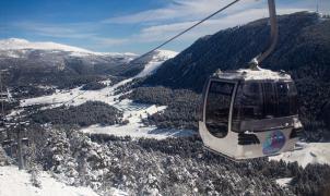 Buen balance de la temporada en las 5 estaciones de esquí de FGC: 684.681 visitantes