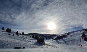 En Masella y La Molina aún confían en un buen repunte del esquí si se recupera la movilidad