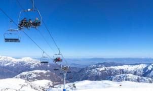 Chile espera recibir 1,4 millones de visitantes en sus centros de esquí