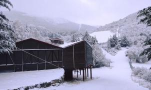 La Pinilla abre a partir del viernes 8 de enero para los esquiadores de Castilla y León