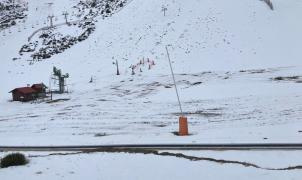 Finalmente, las altas temperaturas no permiten reabrir La Pinilla