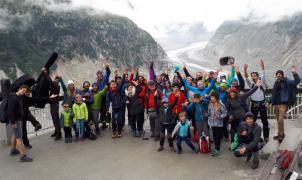 Exitosa Operación Montaña Responsable de Lafuma en Chamonix