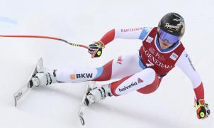 Lara Gut impone su ley y se adjudica el segundo descenso consecutivo en Val di Fassa