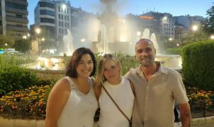 La campeona suiza Lara Gut completa parte de su pretemporada en Granada