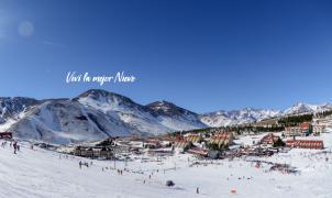 Esta temporada Las Leñas renueva sus hoteles e incorpora nuevos cañones de nieve