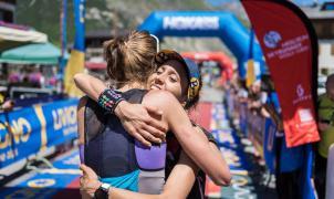 Laura Orgué vencedora de la SkyMarathon de Livigno en dura batalla con Sheila Avilés