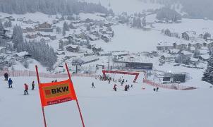 Nieva sobre nevado... Cancelados los dos Super-G de las Finales de la Copa del Mundo