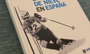 Ya a la venta el primer libro de Historia de los Deportes de Nieve en España