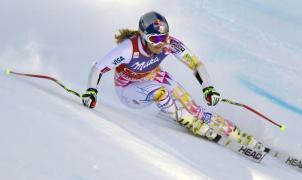 La estadounidense Lindsey Vonn será baja en Sölden este fin de semana