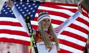 ¿Quieres llamar a Lindsey Vonn? La esquiadora comparte su número de teléfono en Twitter