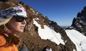 Liz Daley muere tras una avalancha en los Andes Argentinos