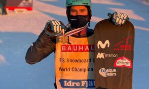 ¡Increíble Lucas Eguibar! Nuevo campeón del Mundo de boardercross
