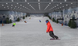 Madrid SnowZone ha iniciado la remodelación y mejora de sus instalaciones